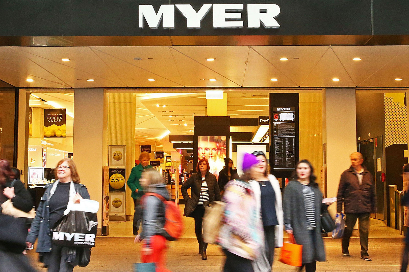 Myer partnered with Father James Grant Foundation to tackle Youth Unemployment