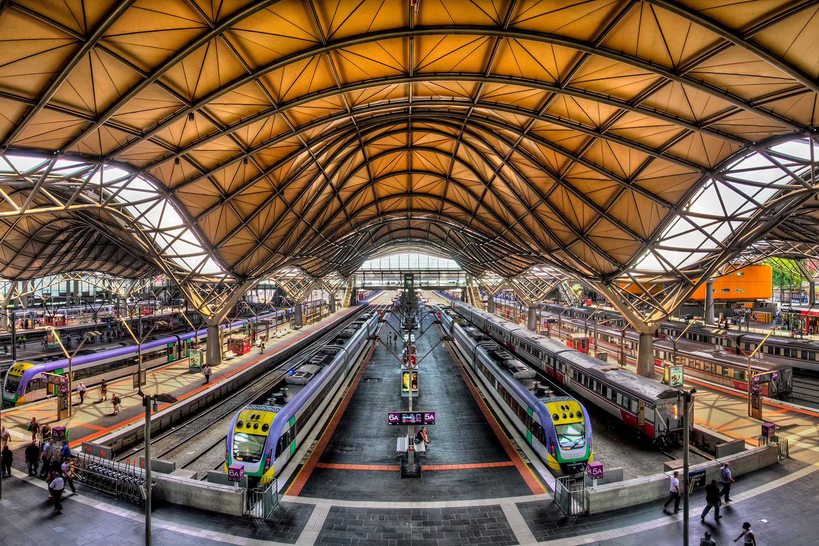 Southern Cross Station partnered with Father James Grant Foundation to tackle Youth Unemployment